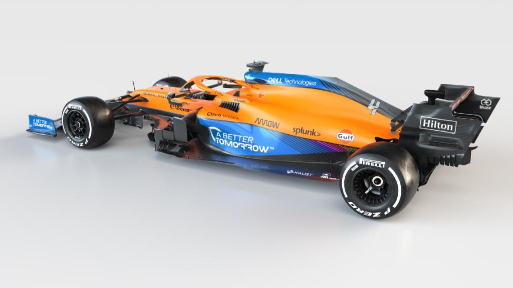 MCL35M (Twitter McLaren)