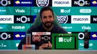 «Se o Sporting for campeão, é normal. Se não for, o treinador não percebe nada disto»