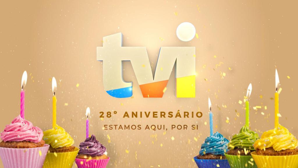 Aniversário TVI