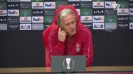 «Jogar com três centrais frente ao Arsenal? Ainda vou decidir»