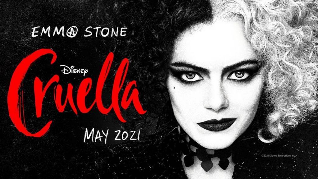 Cruella está de volta aos cinemas