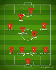 Arsenal-Benfica 1991