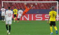 Sevilha-Borussia Dortmund (AP Photo/Angel Fernandez)