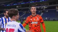 Ronaldo desabafa com Pepe e critica... colegas: «Dois presentes de natal, mano»