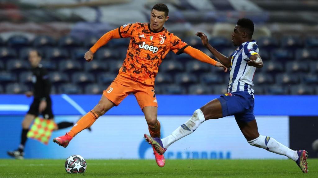 FC Porto-Juventus