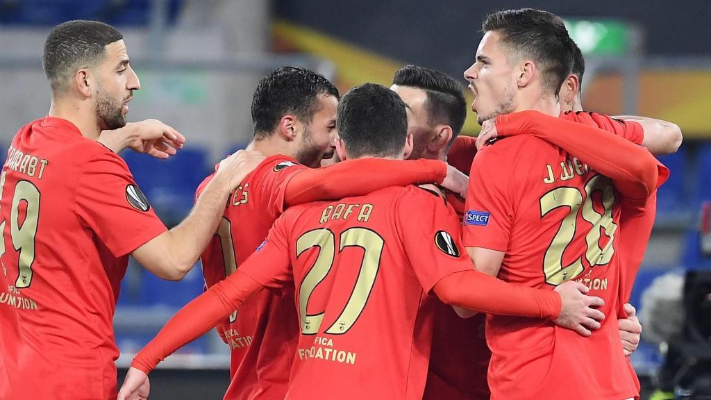 Benfica-Arsenal