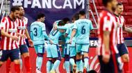 Atlético Madrid-Levante