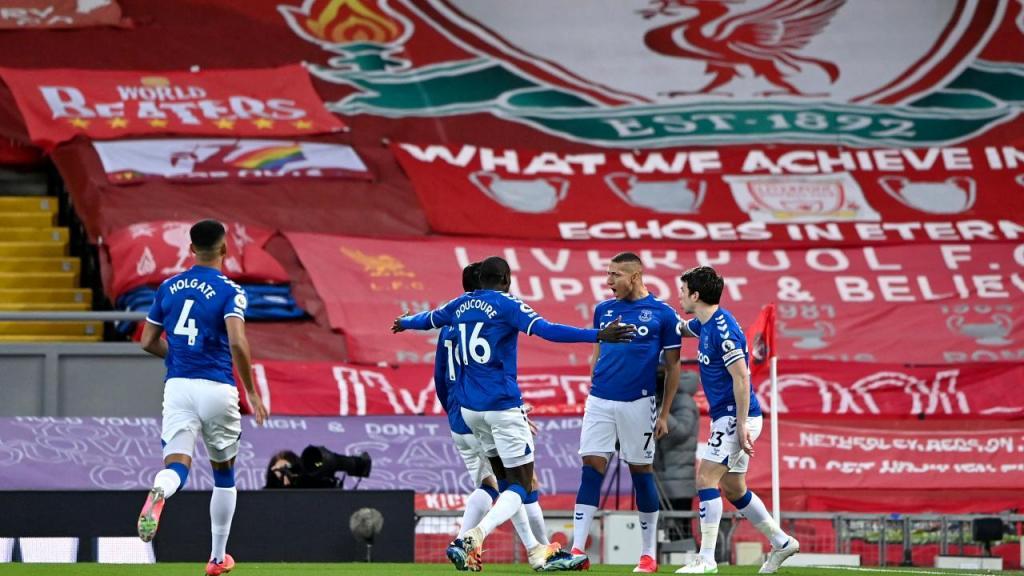 Liverpool-Everton (Lusa)