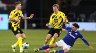 Schlake 04-Borussia Dortmund (Lusa)