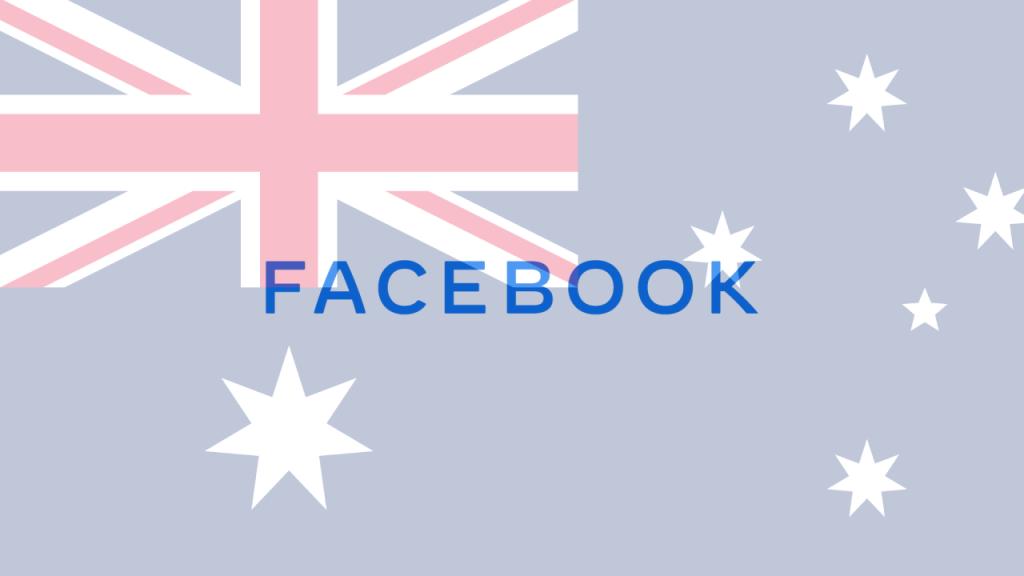 Facebook vs Austrália