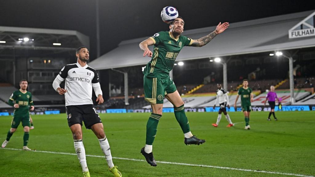 Fulham-Sheffield United (Lusa)