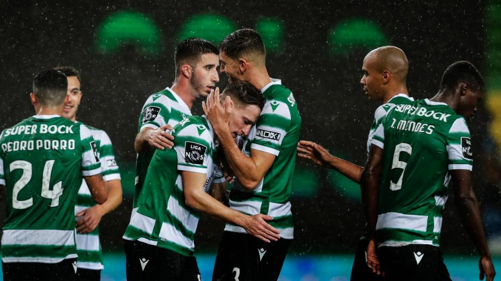 Sporting-Portimonense (Tiago Petinga/Lusa)