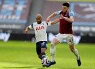 West Ham-Tottenham (Clive Rose/AP)
