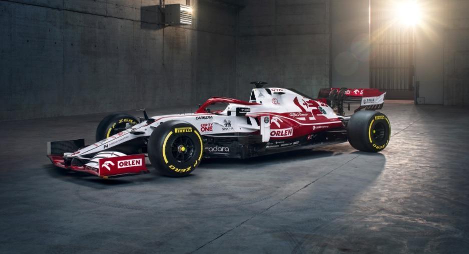 C41 (Twitter Alfa Romeo Racing ORLEAN)