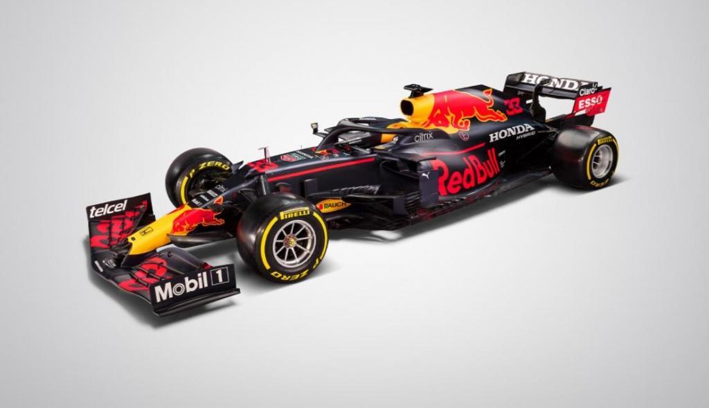 RB16B (Twitter Red Bull Racing)
