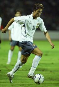 Cristiano Ronaldo na Seleção (AP Photo/Paulo Duarte)
