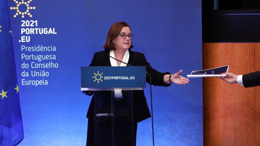 Ana Paula Zacarias secretária de Estado