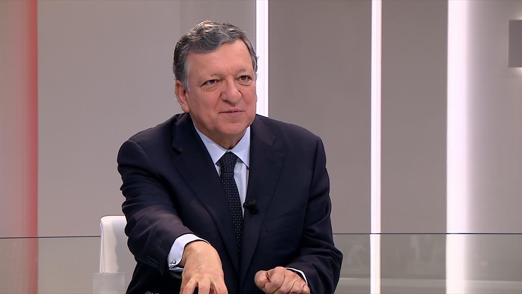 Durão Barroso: entrevista de José Alberto carvalho na íntegra