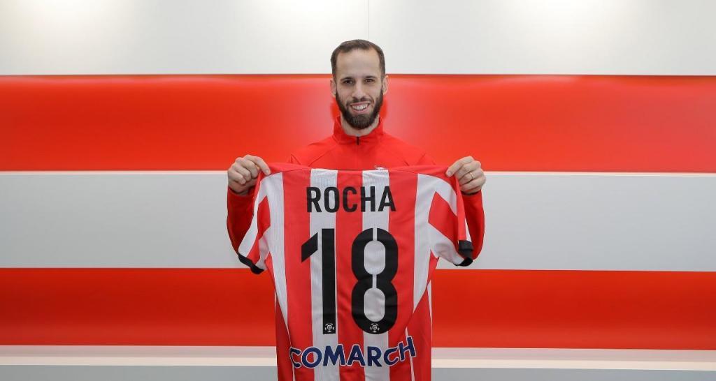 Luís Rocha trocou o Legia varsóvia pelo Cracóvia