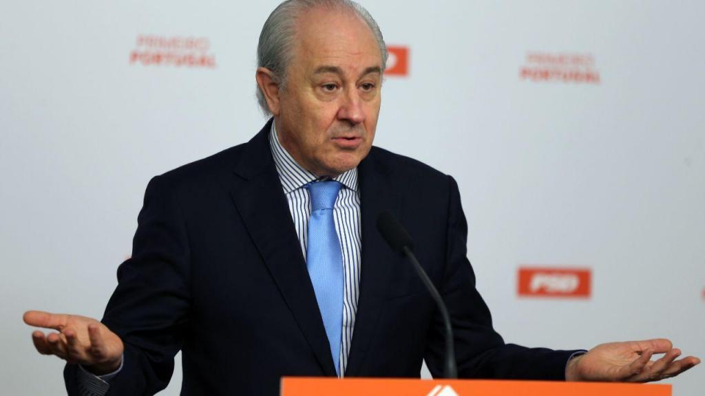 Rui Rio, líder do PSD
