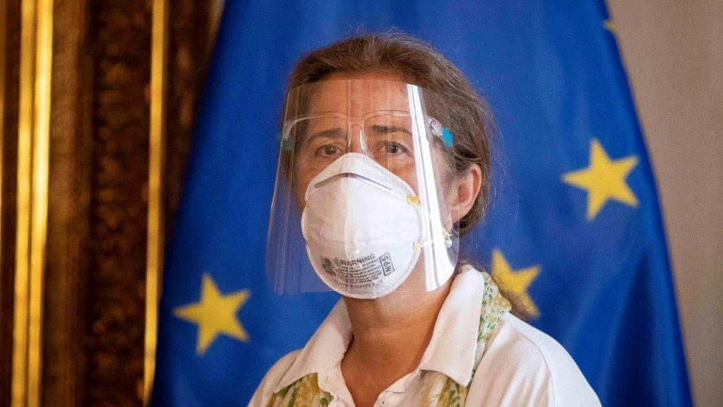 Isabel Brilhante, embaixadora da União Europeia na Venezuela
