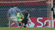 Ederson evitou golo da esperança alemã na última jogada