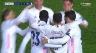 O resumo do triunfo do Real Madrid em Bérgamo