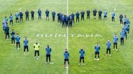 FC Porto B faz homenagem a Quintana