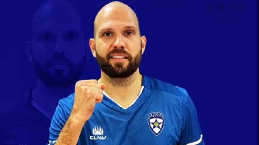 Diogo Tavares (foto: Amora FC)