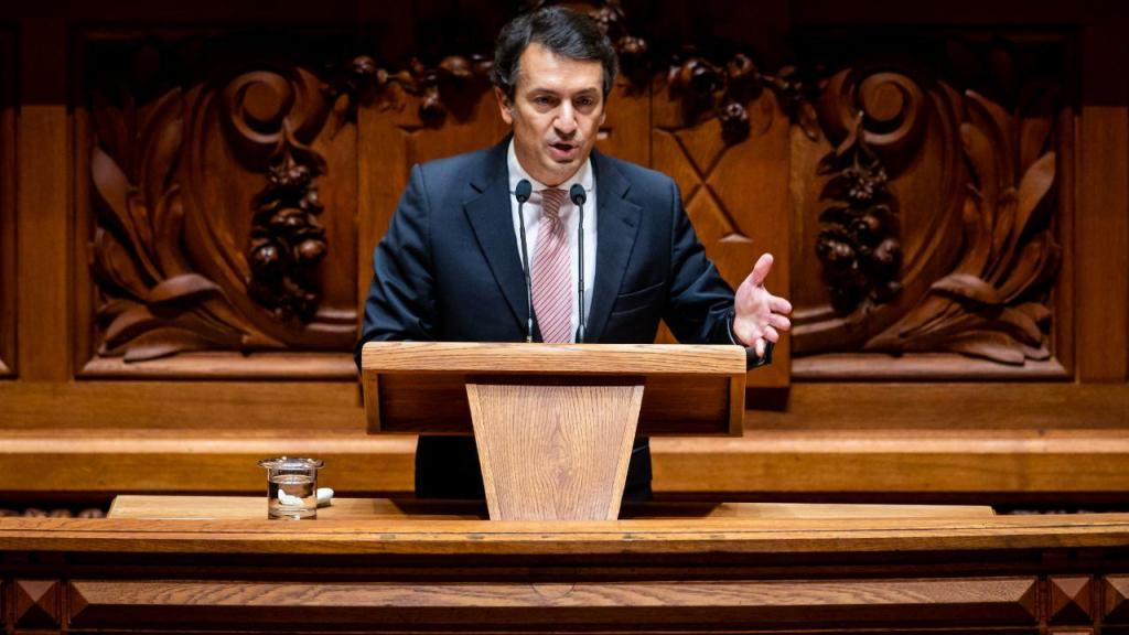André Coelho Lima, deputado do PSD