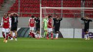 Arsenal-Benfica (AP)