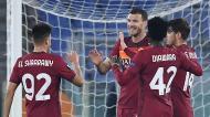 Liga Europa: Roma-Sp. Braga (EPA)