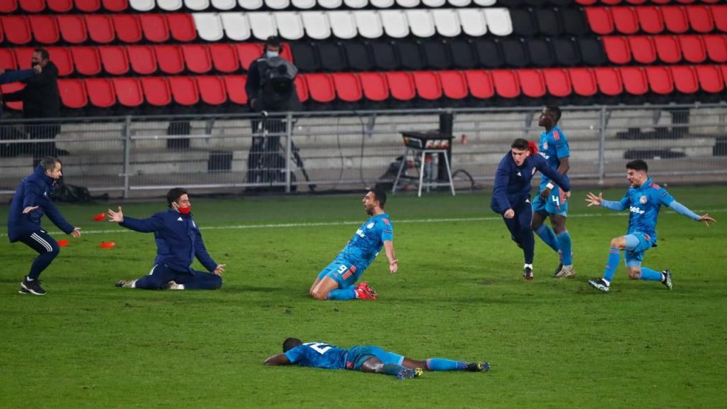 PSV Eindhoven-Olympiakos