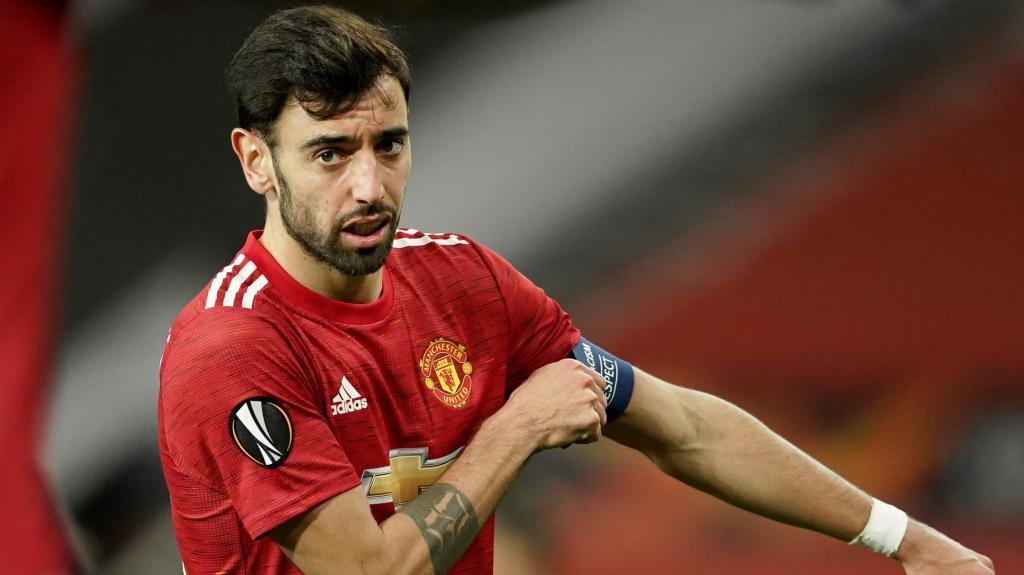 Liga Europa: Man Utd-Real Sociedad (AP)