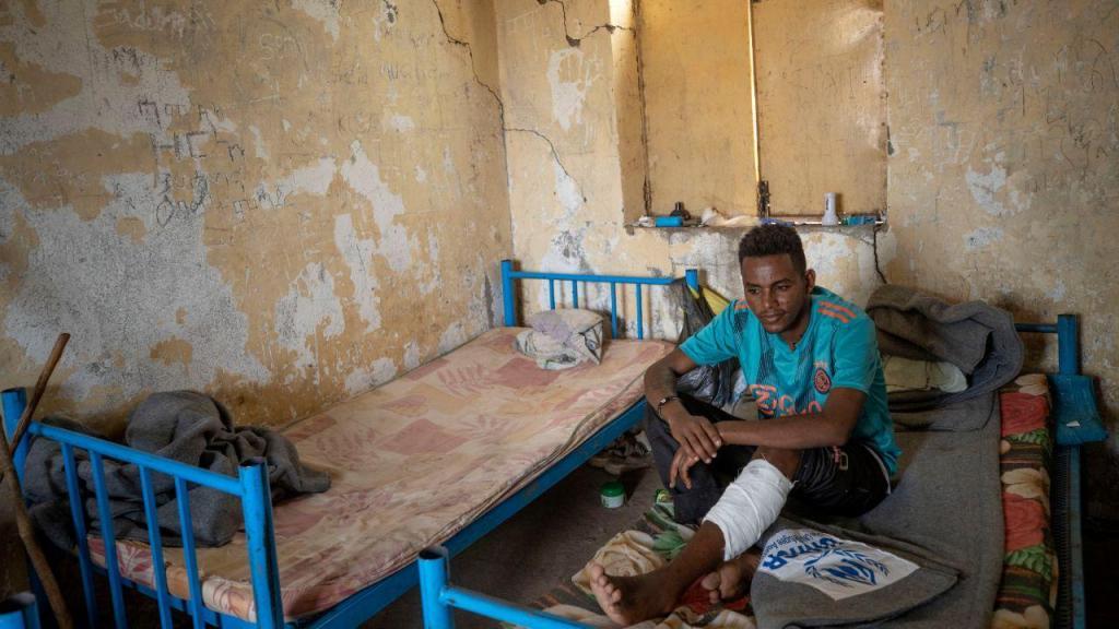 Guerra na Etiópia