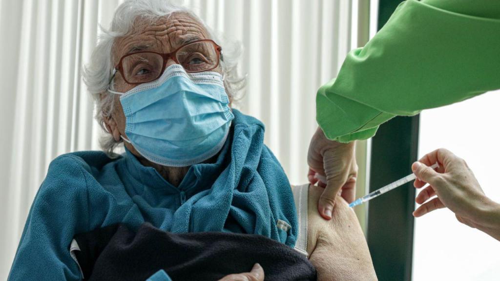 Vacinação em Alcoutim, o concelho mais envelhecido da Europa