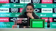 «Gritos? A culpa é do Nuno Santos, não é dos jogadores do Sporting»