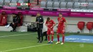 A estreia de Tiago Dantas pelo Bayern Munique