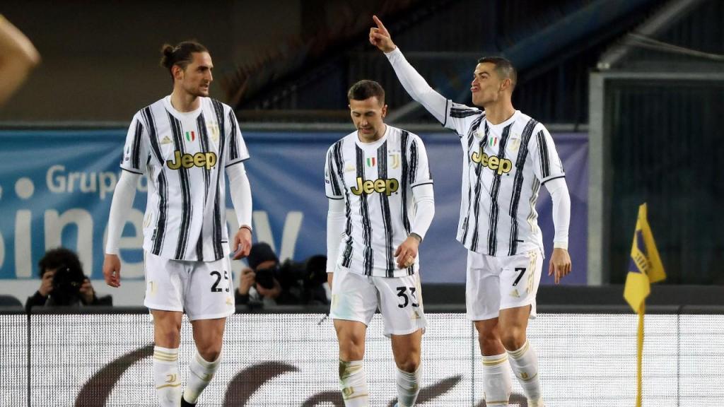 6.º: Juventus, 2272 pontos