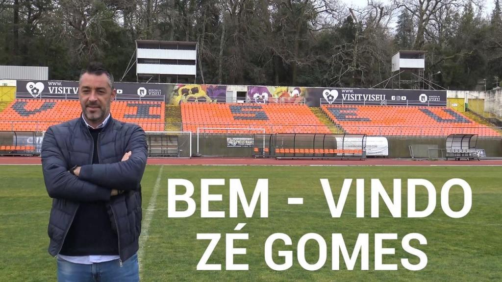 Zé Gomes (Académico Viseu)