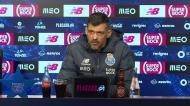 Conceição diz que Pepe e Sérgio Oliveira estão em dúvida