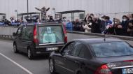 O último adeus a Alfredo Quintana passou pelo Estádio do Dragão