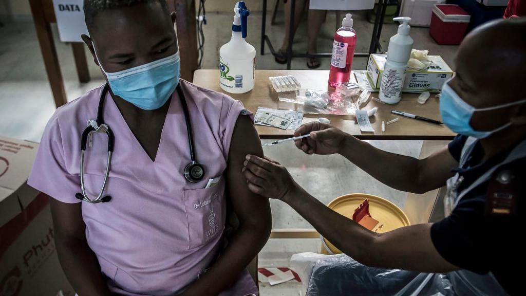 Vacinação em África