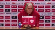 «O Rafa já é grande jogador, quando souber definir passa a ser um jogador de top»