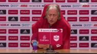 «Estoril? Temos todas as vantagens, mas não está garantida a passagem à final»
