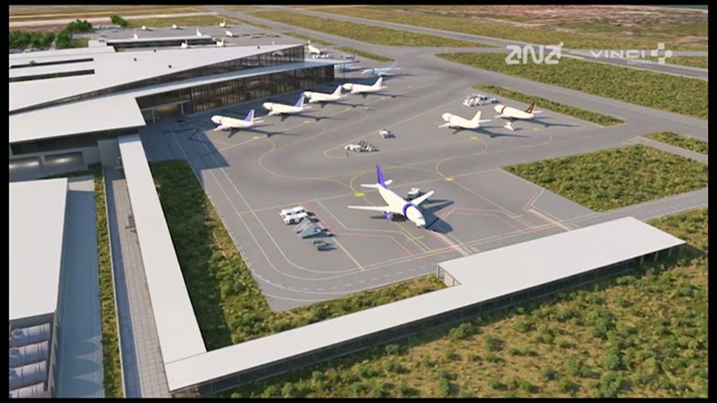 Novo aeroporto: o tempo e os milhões que vai custar