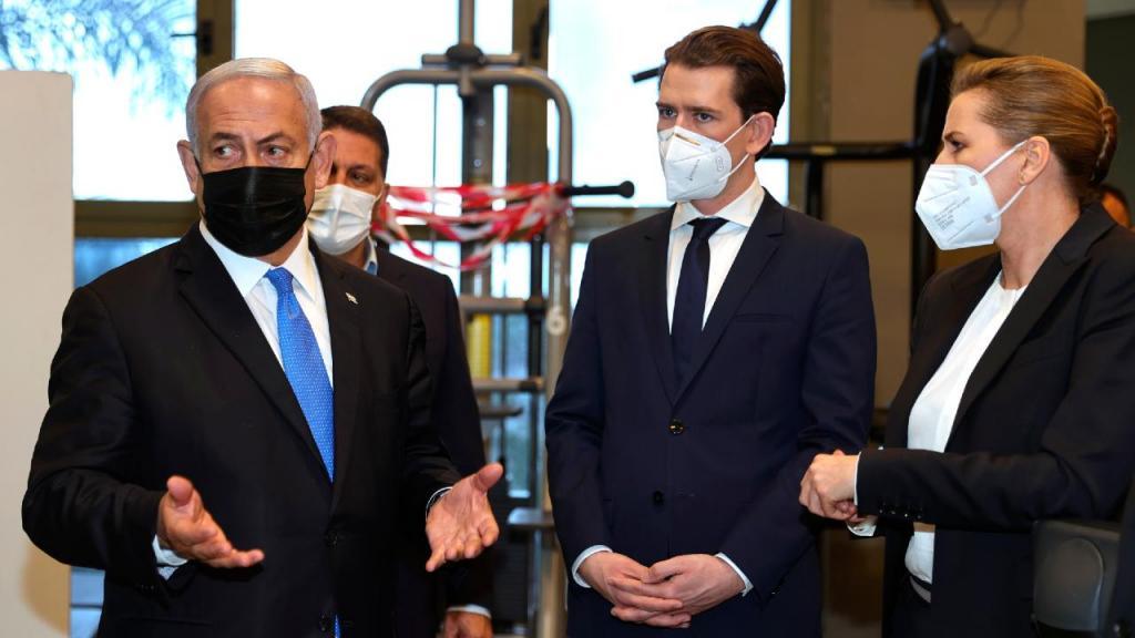 Acordo entre Israel, Áustria e Dinamarca