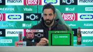 Ruben Amorim faz o balanço do primeiro ano no Sporting