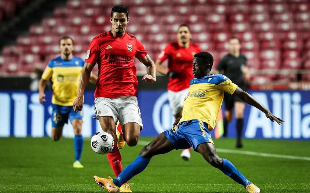 Lucas Veríssimo (Benfica)