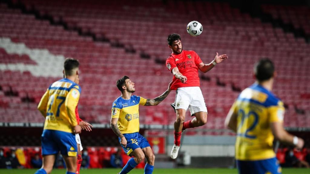 Benfica-Estoril (José Sena Goulão/Lusa)